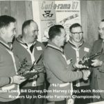 Our History Cookstown Curling Team