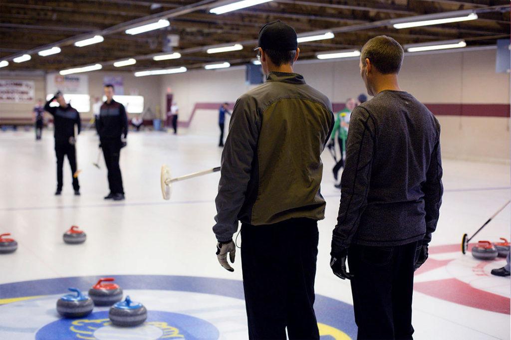 Curling Leagues