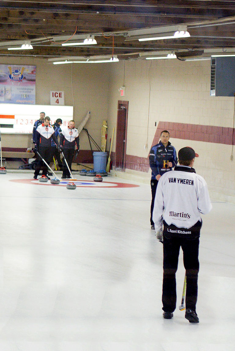 Curling Club About Us