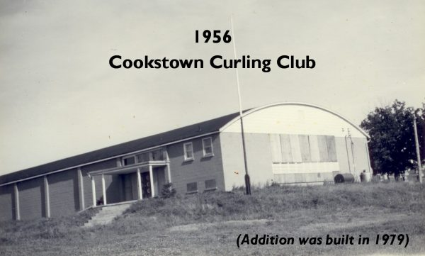 Our History Cookstown Curling