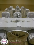 Pearl Decor & Events - Tables